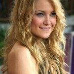 Kate Hudson Beachy Hair