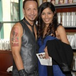 Freida Pinto and AG