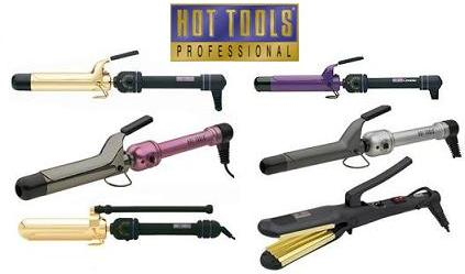 20% Off All Hot Tools Curling Irons