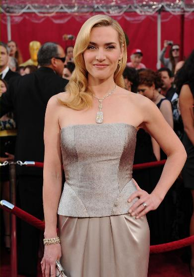 kate winslet titanic hairstyle. Oscars 2010, Kate Winslet Hair