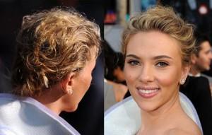 Scarlett Johansson iron man