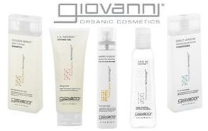 Earth Day Sale! 20% Off Giovanni, Klorane, LANZA