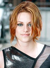 kristen red hair