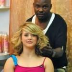 Lauren Foderman,Lauren Foderman hair,Lauren Foderman hairstyle,Lauren Foderman hair style