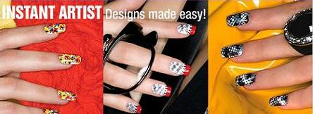 orly nails, orly nail design