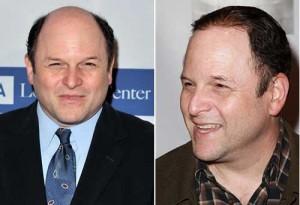 jason alexander, jason alexander hair, george costanza, jason alexander bald, jason alexander hair plugs