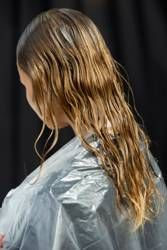 alexander wang, alexander wang fashion week, alexander wang hair, fashion week hair