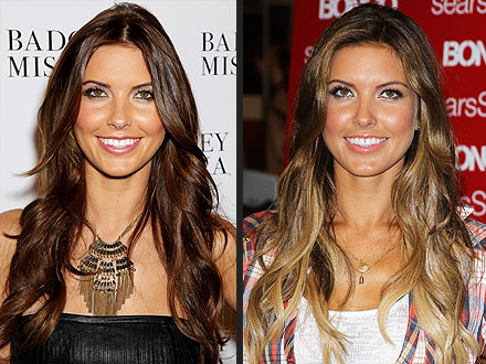 audrina patridge, audrina patridge hair, audrina patridge ombre hair, ombre hair color, what is ombre hair color