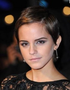 emma watson, emma watson short hair, emma watson hair, emma watson hair style, celebrity hair style