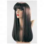 wig, costume wig, wig with long hair, synthetic wig, long hair wig