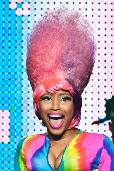 Excellent Nicki Minaj Hair Styles Mystylebell Your Premiere Hair Resource Short Hairstyles Gunalazisus