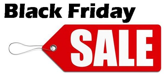 BLACK FRIDAY SALE @ StyleBell.com
