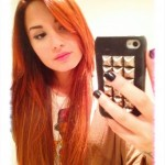 demi lovato, demi lovato red hair, demi lovato hair style, demi lovato hair color