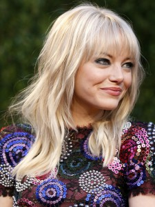 emma stone, emma stone blonde hair, emma stone hair, emma stone hair color, emma stone blonde
