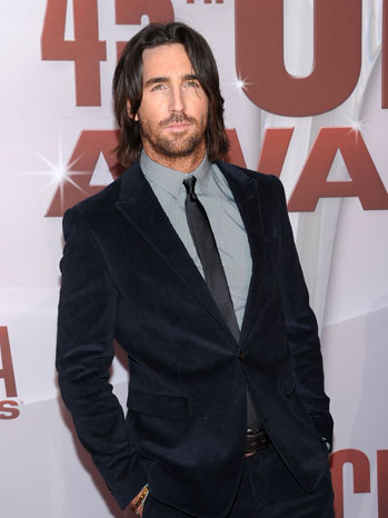 Jake Owen, Jake Owen hair, Jake Owen CMA awards
