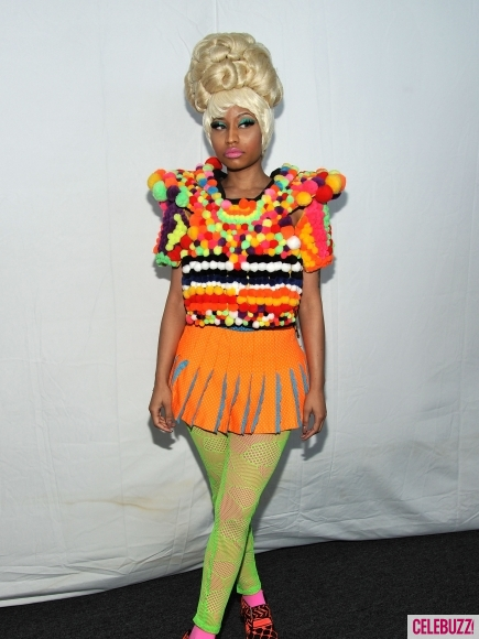 nicki minaj, nicki minaj hair, nicki minaj hair pictures, celebrity hair styles, celebrity hair pictures