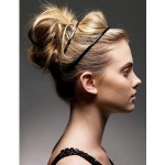 updo, headbands, updo with headbands, cute updo