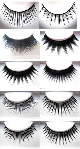 Tips For Applying False Eyelashes