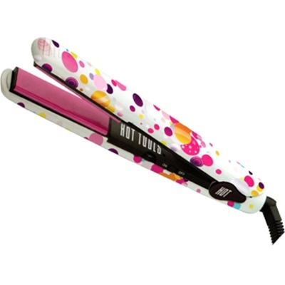 hot tools, hot tools flat iron, hot tools dots iron, hot tools iron