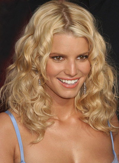 Jessica Simpson, Jessica Simpson hair,Jessica Simpson blonde hair