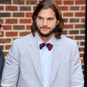 Ashton Kutcher's New Look