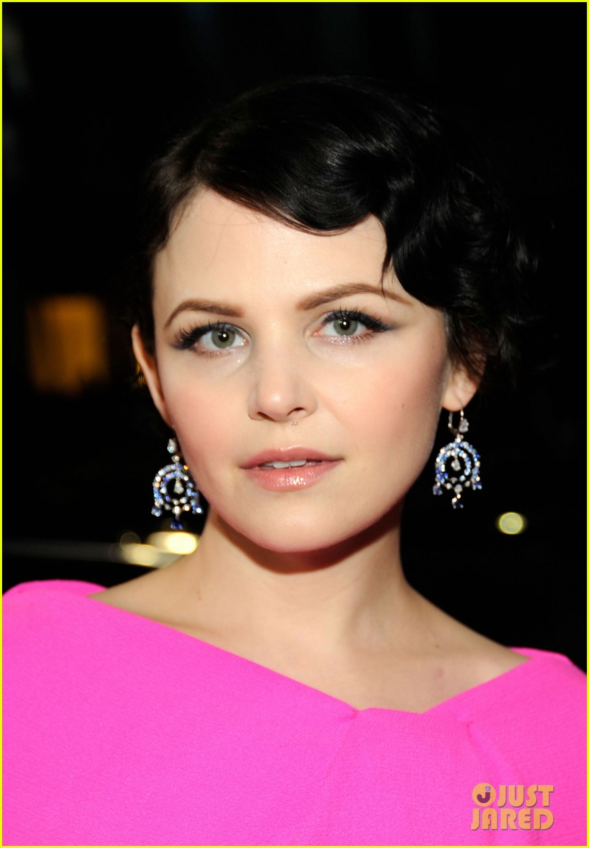 ginnifer goodwin, ginnifer goodwin hair, ginnifer goodwin peoples choice awards 2012