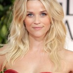 reese witherspoon, reese witherspoon hair, golden globes reese witherspoon, golden globes 2012 hair