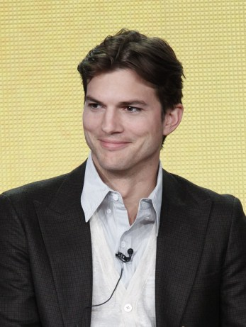 ashton kutcher, ashton kutcher short hair, ashton kutcher shaved face