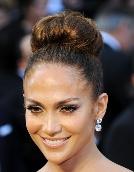 Jennifer Lopez, Jennifer Lopez hair, Jennifer Lopez oscar awards, Jennifer Lopez 2012 academy awards, Jennifer Lopez hair style, Jennifer Lopez 2012 oscars, Jennifer Lopez academy award show