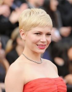 Michelle Williams 2012 Oscars