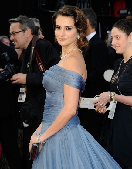 Penelope Cruz 2012 Oscars Academy Awards