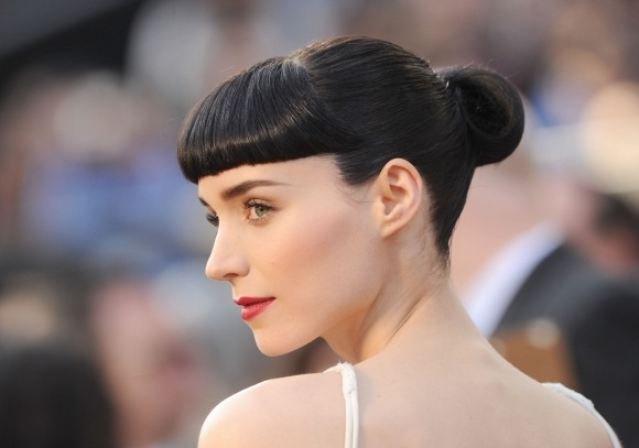 Rooney Mara 2012 Oscars Academy Awards