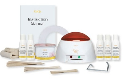Gigi Waxing Kit Review