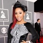 Snooki, Snooki Grammy's, Grammy Awards, Snooki big bow, snooki hair