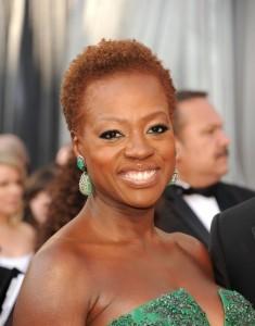 Viola Davis 2012 Oscars