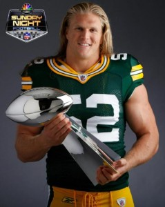 Clay Mathews the Next Suave Man
