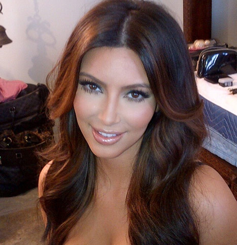 Kardashian Hair on Kim Kardashian Hair Twitter   Mystylebell