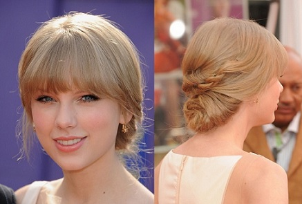 taylor swift, taylor swift  hair, taylor swift hair style, taylor swift  hairstyle, lorax premiere