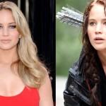Jennifer Lawrence Hunger Games, Jennifer Lawrence hair, Jennifer Lawrence Hunger Games hunger games hair
