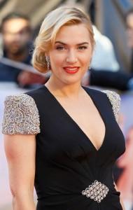 Kate Winslet Titanic 3D premiere