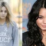 Vanessa Hudgens, Vanessa Hudgens Hair, Vanessa Hudgens Blonde Hair,Vanessa Hudgens Blond Hairstyle