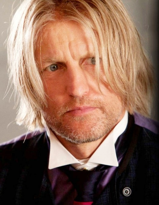 Woody Harrelson Hunger Games, Woody Harrelson Hair,Woody Harrelson hair styles