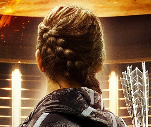 Katniss Everdeen&#8217;s Side Hair Braid, Hunger Games
