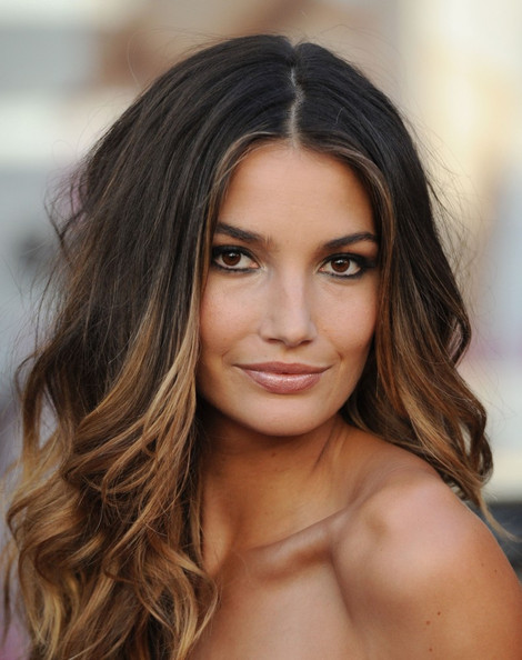 Lily aldridge hair lily aldridge hairstyle lily aldridge hair color