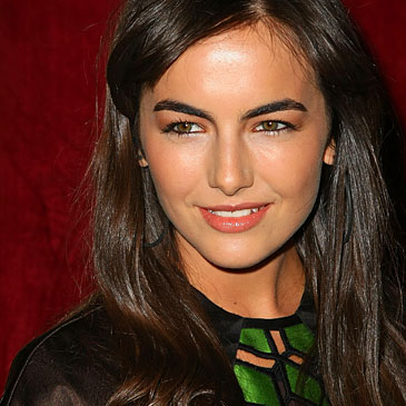 camilla belle, camilla belle eyebrows, camilla belle brows