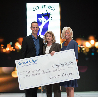 Cut It Out, Great Clips, PBA, Naha