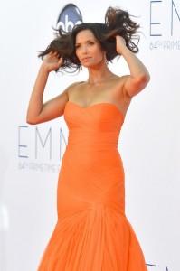 Padma Lakshmi's Emmys 2012