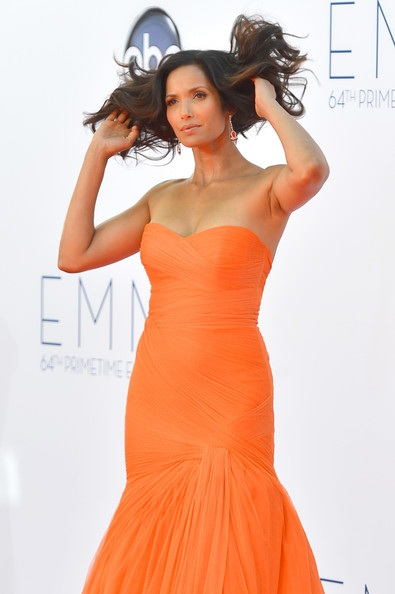 Padma Lakshmi 2012 Emmy Award Show