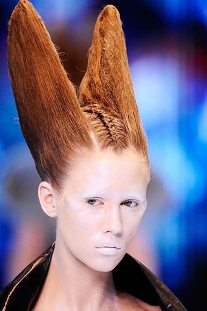 Wild Crazy Hairstyles