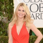 Claire Danes, Golden Globes 2013, celebrity hair, celebrity hair styles, hairstyles